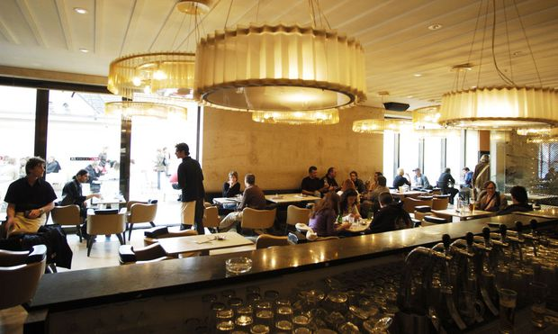 Das Café Leopold ist Geschichte. Im Frühling 2017 übernimmt der Betreiber vom Heuer am Karlsplatz das Lokal im Museumsquartier.