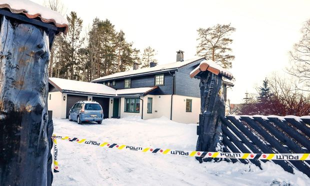NORWAY-CRIME-POLICE