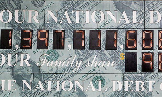 Staatsschulden SpitzenRating Witz
