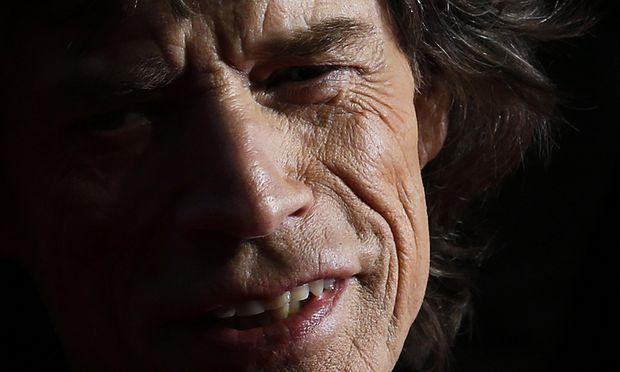 Mick Jagger Roll Sysiphos