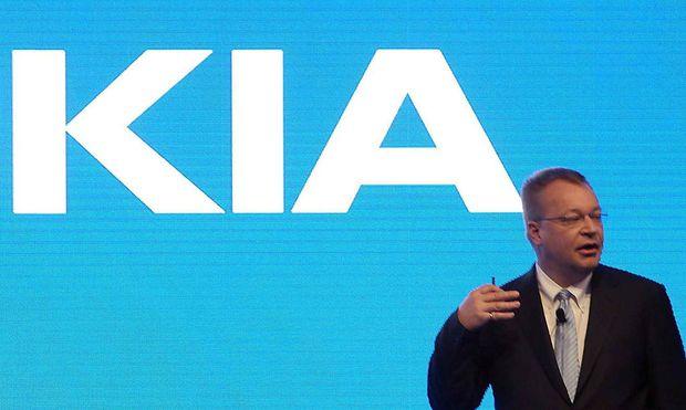 Nokia-Chef wirft im Fernsehen iPhone auf den Boden