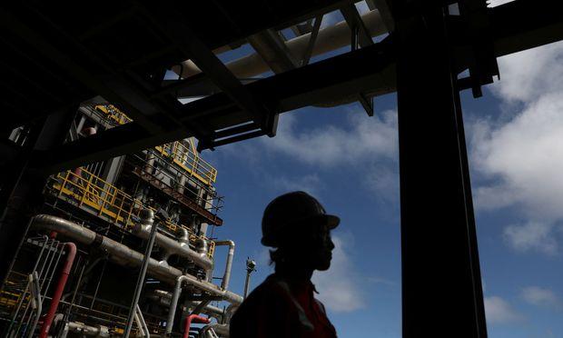 Die Ölproduktion hat ein Rekordhoch erreicht.