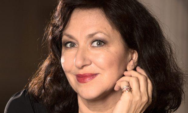 "Krassimira Stoyanova, die Titelheldin in Donizettis ""Lucrezia Borgia""."