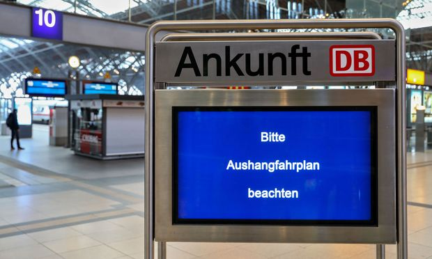 Cyber-Attacken erreichen auch Deutsche Bahn
