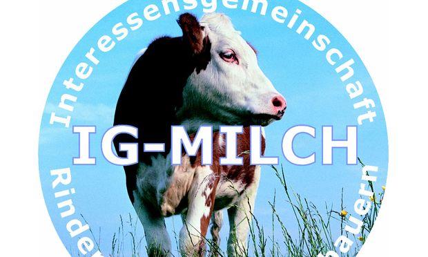 MilchKartell Verantwortliche muessten Buehne