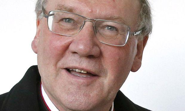 ARCHIVBILD BISCHOF ALOIS SCHWARZ