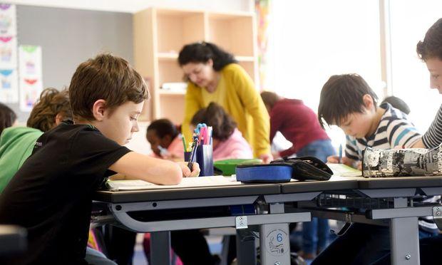 Schulklasse / Bild: (c) Clemens Fabry (Presse)
