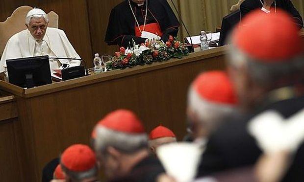 Vatikan verweigerte Mitarbeit Bericht