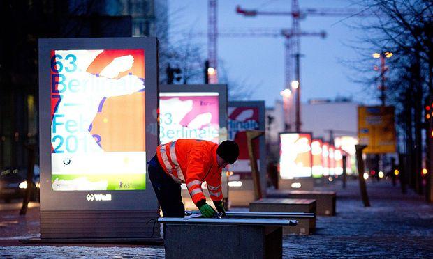 BerlinaleWettbewerb Filme Rennen Baeren