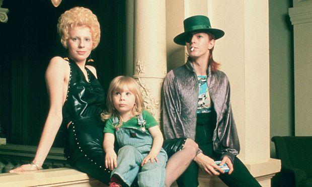 Ex Frau Angela Noch Nicht über David Bowies Tod Informiert