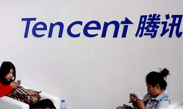 Tencent scheut die derzeit unsichere Lage.