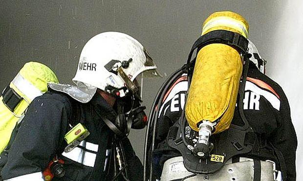 Kohlenmonoxid Haus Kottingbrunn evakuiert