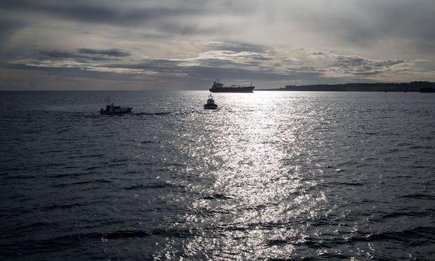 Boot vor Libyen gerettet (Symbolbild)