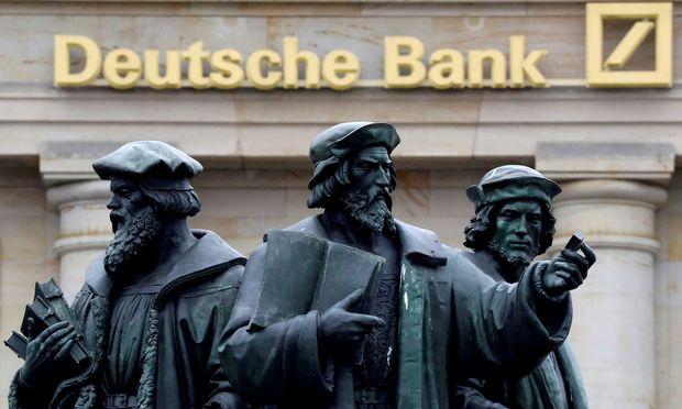 Deutsche Bank streicht Tausende Stellen