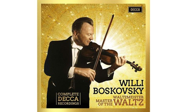 "Willi Boskovsky: ""Master of the Waltz"""