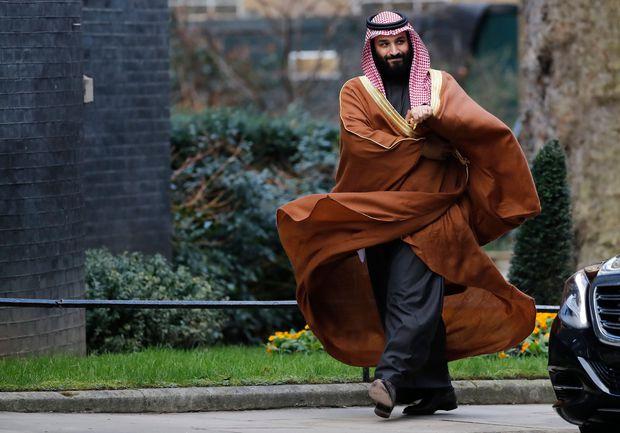 Der saudische Kronprinz Mohammed bin Salman hat Ärger wegen seiner Schwester Hussat
