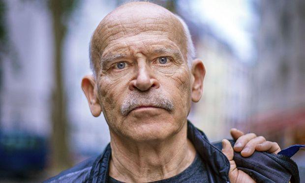 Journalist Günter Wallraff.