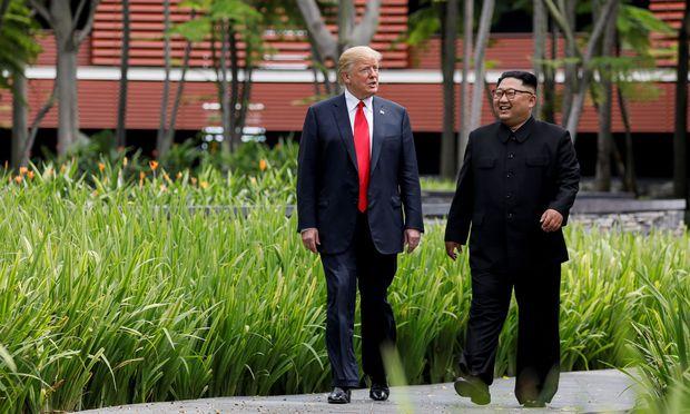 Konjunktur: Südkoreas Präsident schickt Sondergesandte nach Nordkorea