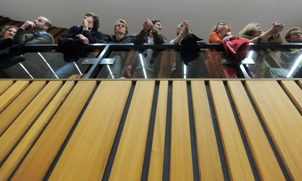 Die hohen Durchfallsquoten an der TU Wien geben auch erfolgreichen Studierenden zu denken.