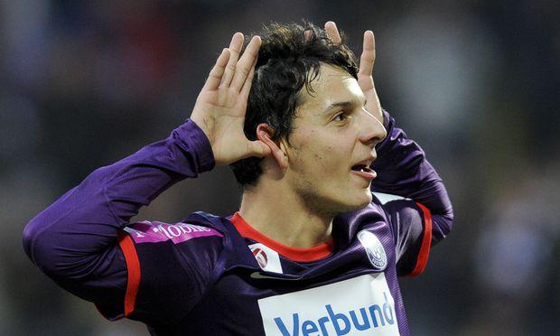 Philipp Hosiner Soriano beeindruckt
