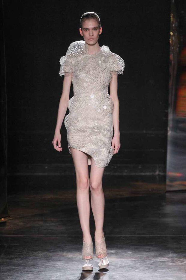 Iris Van Herpen Paris Fashion Week