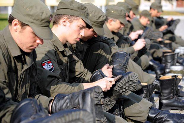 Wehrpflicht österreich