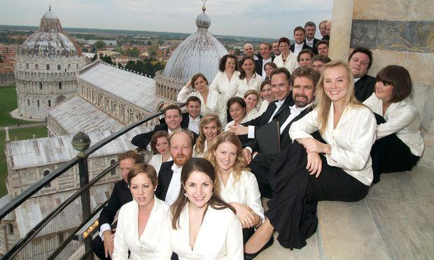 Der Monteverdi Choir widmet sich zum 450. Geburtstag seinem Namenspatron.