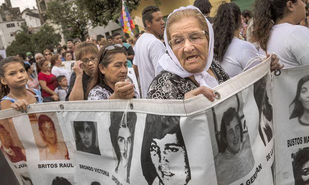 Die Madres de la Plaza de Mayo demonstrieren donnerstags – seit 1977.