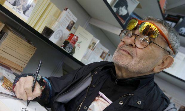 Dramatiker Fernando Arrabal.