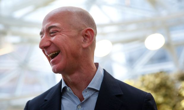 Amazon-Chef Jeff Bezos hat schon Häuser in Beverly Hills, in Washington und in Medina im Bundesstaat Washington