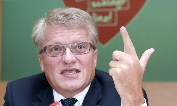 Linzer Bürgermeister Klaus Luger (SPÖ)