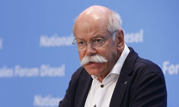 GERMANY-AUTOMOBILE-DIESEL-POLITICS
