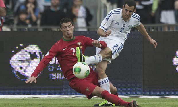 Fussball WMQualifikation Portugal rettete