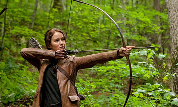 Hunger Games Jugendfreies TeenagerAbschlachten