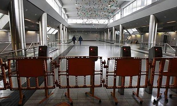 Der Streik fegte sämtliche U-Bahnstationen der griechischen Hauptstadt leer