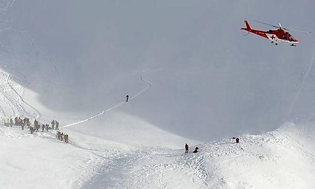 Sturm Schnee Vier Verletzte