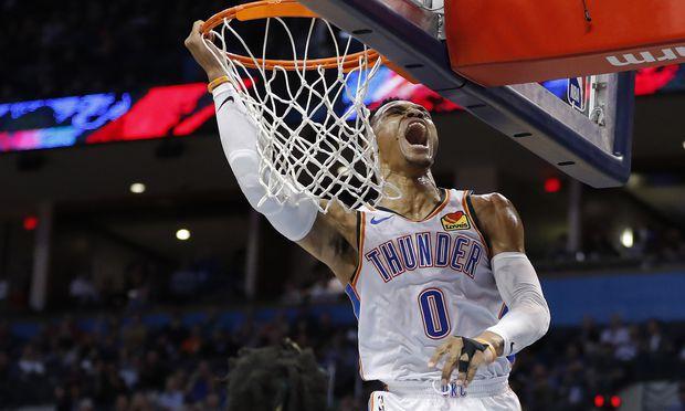 Basketball-Superstar Russell Westbrook