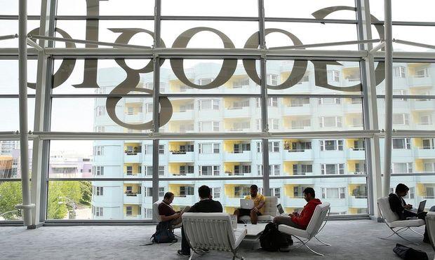 Jobs bei Google sind begehrt