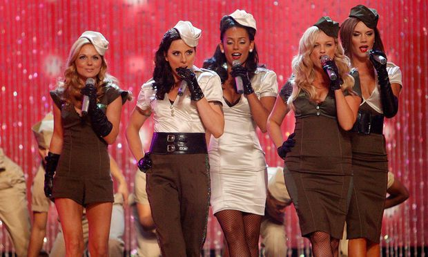 FILE PHOTO: The Spice Girls perform at the Victoria's Secret Fashion Show 2007  in Hollywood