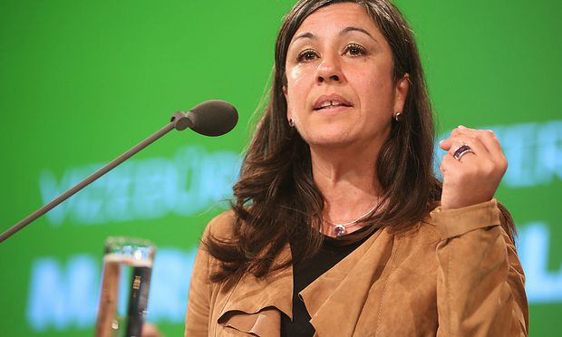 Archivbild: Verkehrsstadträgin Maria Vassilakou.