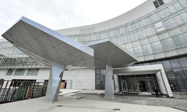 Archivbild: Das - bisher nicht eröffnete - Wiener Krankenhaus Nord