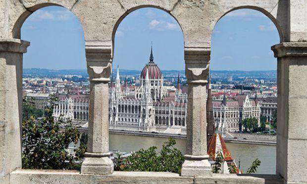 Budapest weiser alter Kellerkaefer