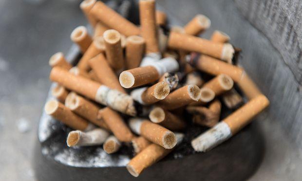 Mehr als 26 Prozent der Österreicher rauchen regelmäßig.
