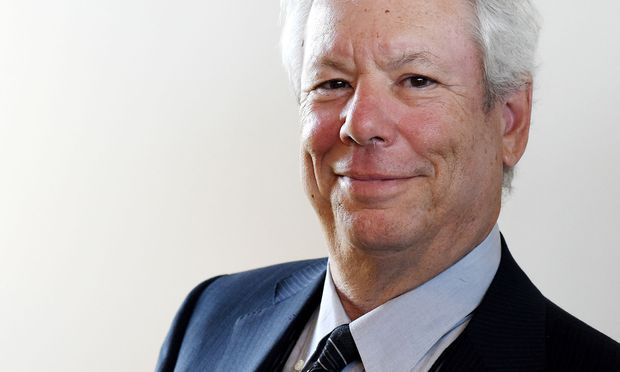 Wirtschaftswissenschaft | Der Nobelpreis geht an Richard Thaler