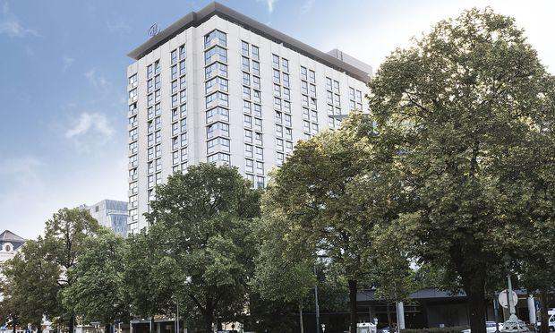 Hilton Vienna Am Stadtpark Wird Ausgebaut Diepresse Com