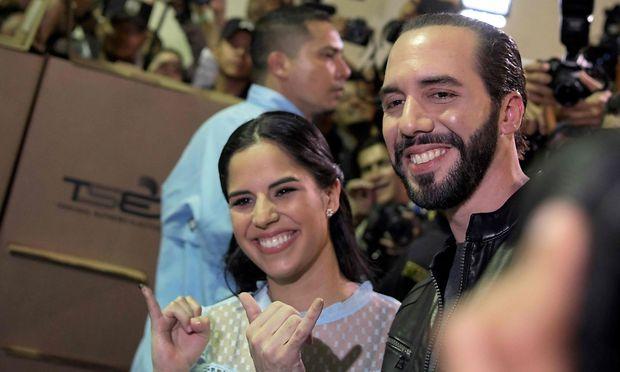 Nayib Bukele siegt bei Präsidentschaftswahl in El Salvador