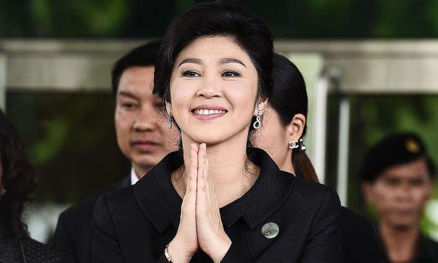 Thailands ehemaliger Premierministerin Yingluck Shinawatra wird ein angeblich milliardenschwerer Betrug zur Last gelegt.