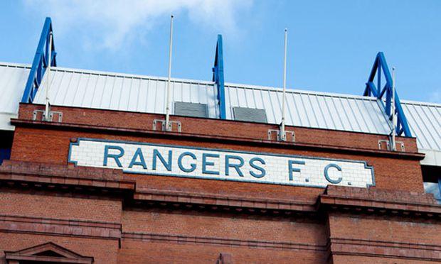 Stadion der Glasgow Rangers