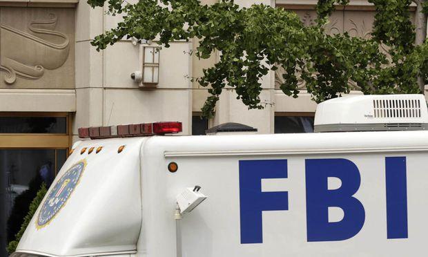 Symbolbild FBI