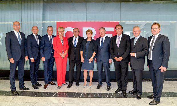 ORF-Stiftungsrat: Team von ORF-Generaldirektor Dr. Alexander Wrabetz mit klarer Mehrheit bestellt
